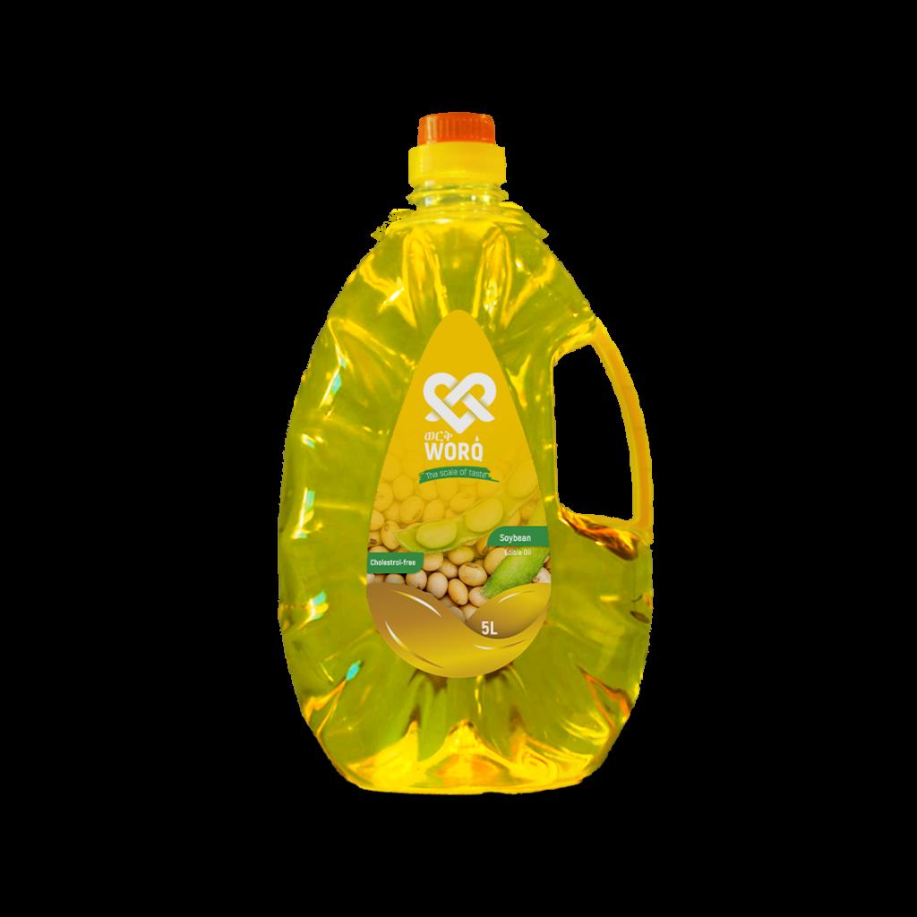 Worq Soybean Oil