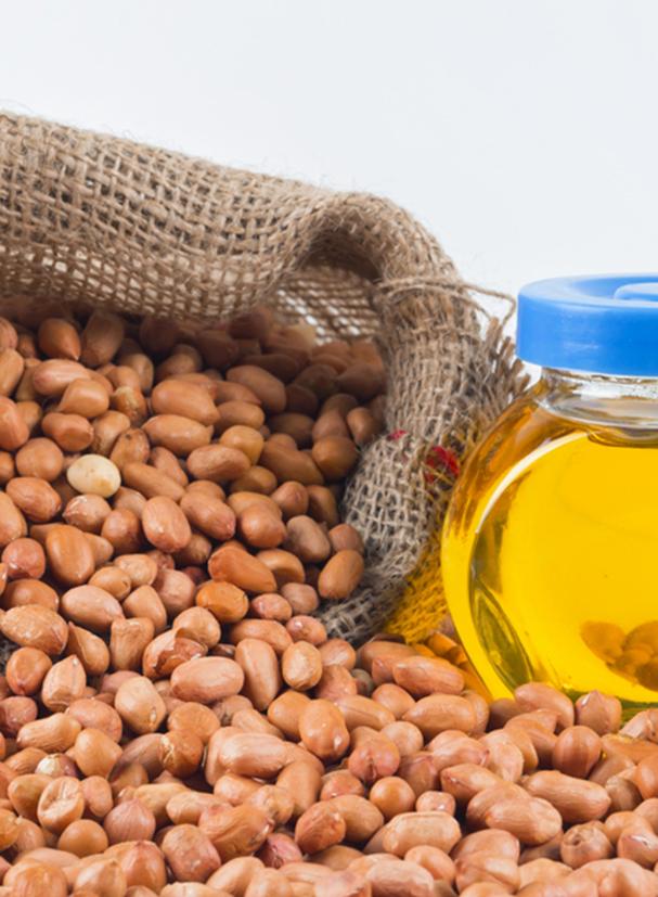 Organic groundnut product img
